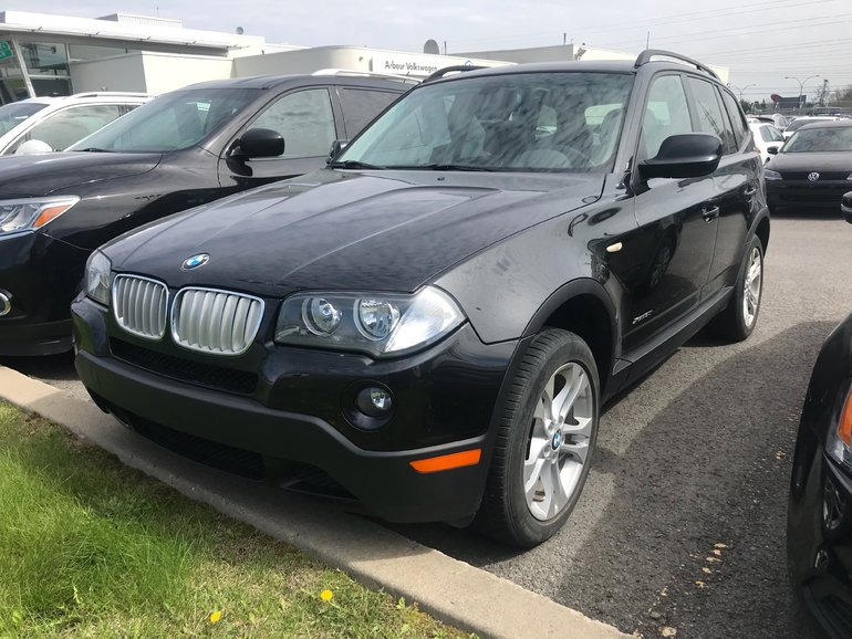 2010 BMW X3 3.0i  XDrive