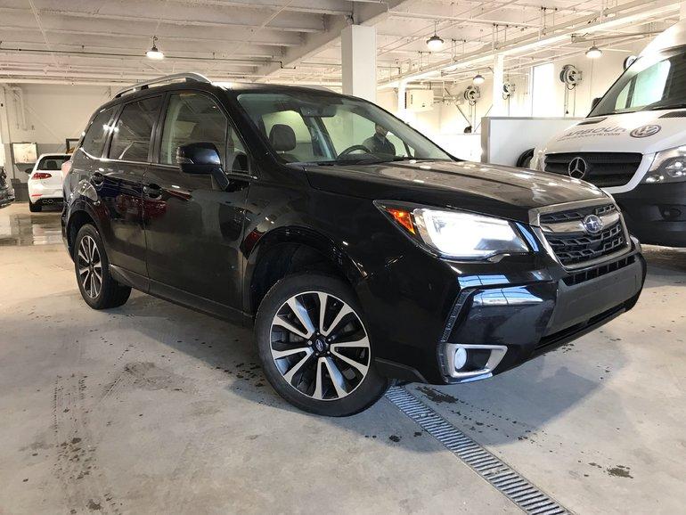 2017 Subaru Forester XT Limited 2.0L AWD