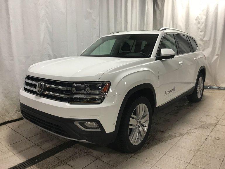 Volkswagen Atlas DEMO Execline 3.6L 2018