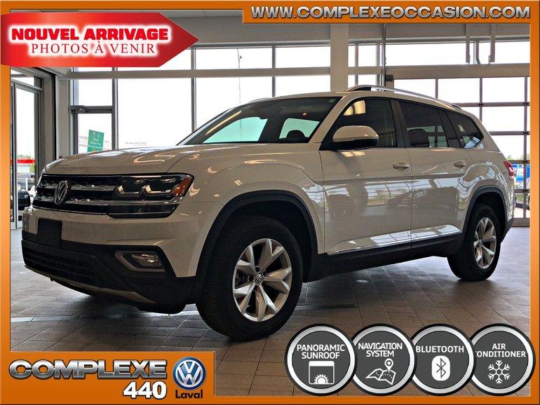 Volkswagen Atlas Highline *Cuir Toit NAV* 2018