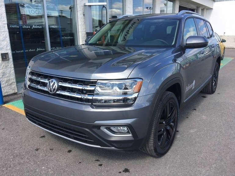 Volkswagen Atlas Demo Highline 3.6L 4Motion 2018