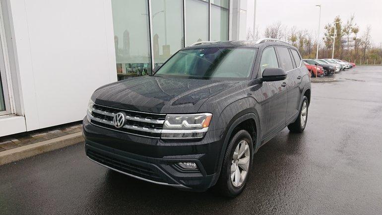 2018 Volkswagen Atlas Comfortline *PNEUS HIVER*