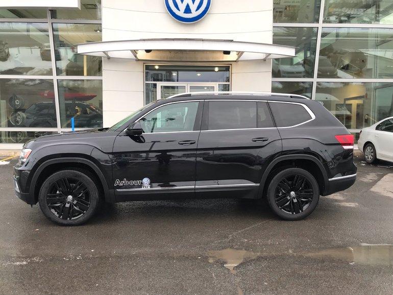2018 Volkswagen Atlas Demo Execline 3.6L