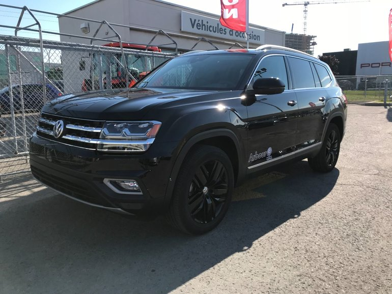 Volkswagen Atlas Demo Execline 3.6L 2018