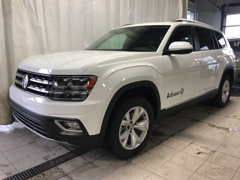 2018 Volkswagen Atlas Demo Highline