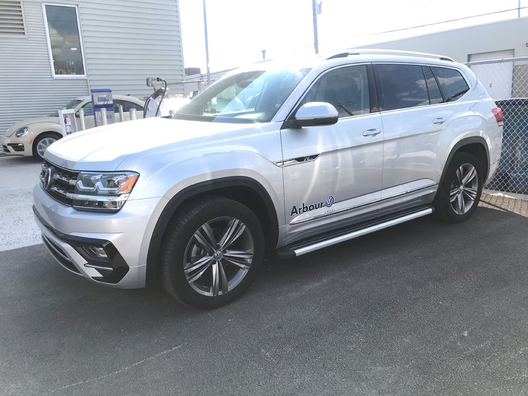 Volkswagen Atlas Execline Demo 2019