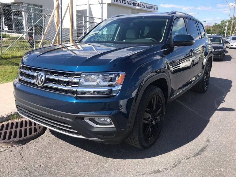 2019 Volkswagen Atlas Highline demo