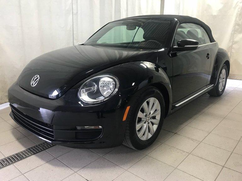 Volkswagen Beetle Convertible Trendline plus Automatique 1.8T 2015