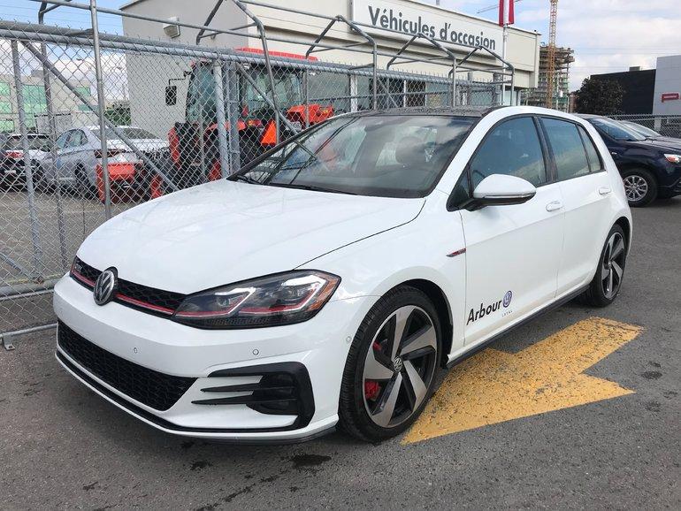 2018 Volkswagen Golf GTI Demo Autobahn 2.0T automatique