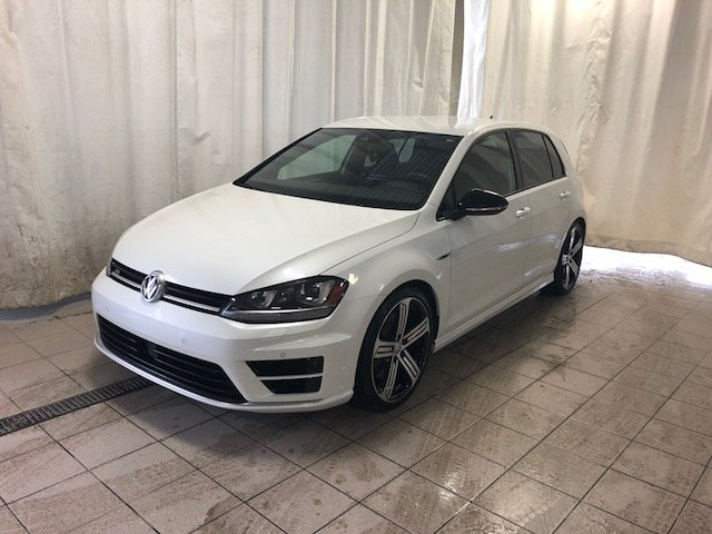 Volkswagen Golf R 4Motion 2.0T Automatique 2016
