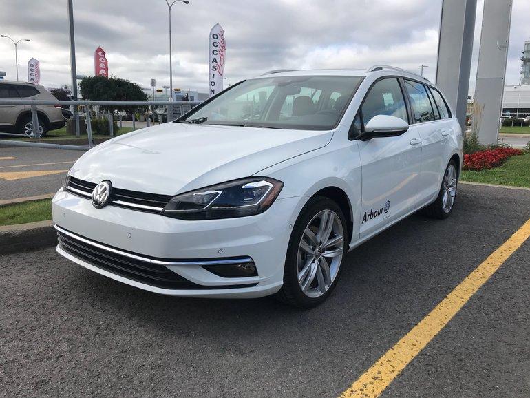 Volkswagen GOLF SPORTWAGEN Demo Highline 1.8T 4Motion 2018