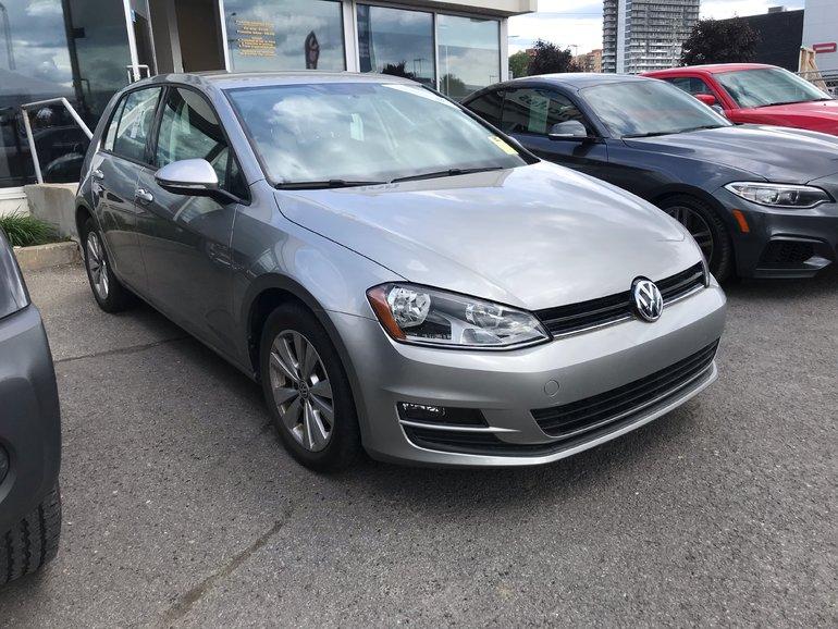Volkswagen Golf Cuir+Camera+Bluetooth+Mag+Auto 2015