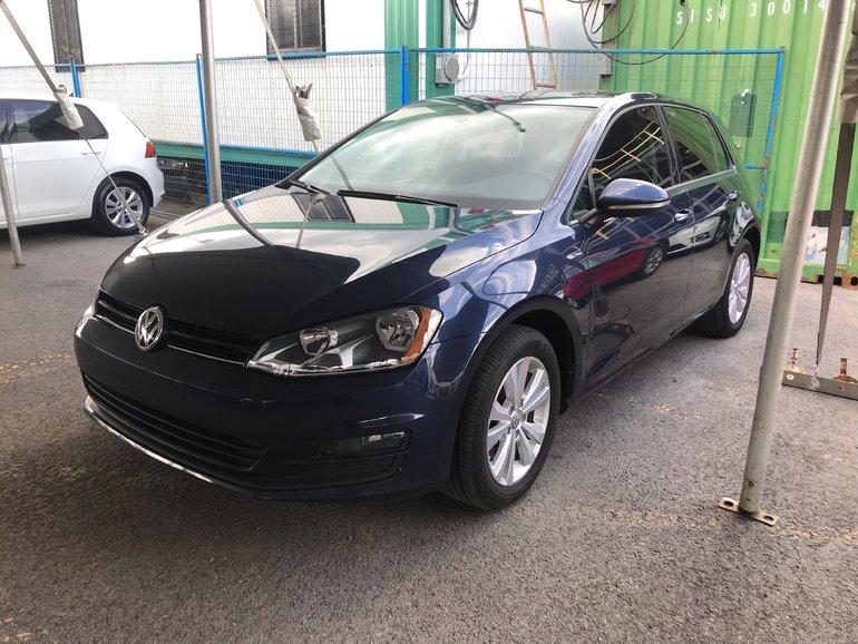 Volkswagen Golf Comfortline 1.8T Automatique 2016