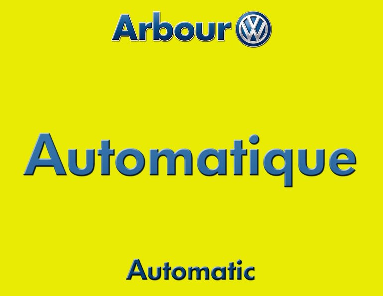 2017 Volkswagen Golf DEMO Comfortline 1.8T Automatique