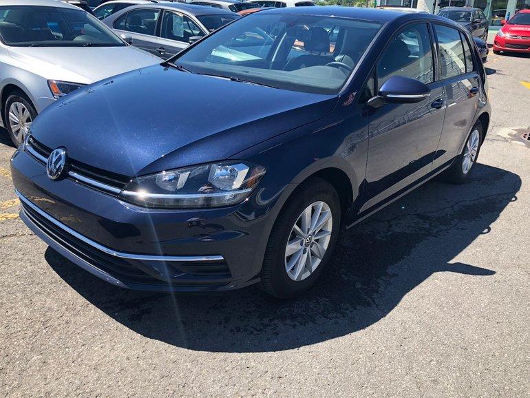 2018 Volkswagen Golf Trendline automatique