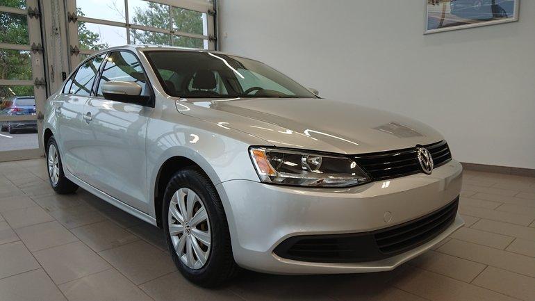 2014 Volkswagen Jetta *PROMO PNEUS HIVER* Trendline+