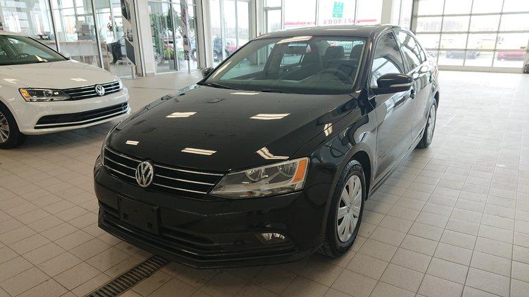 2015 Volkswagen Jetta Trendline+ 1.8 TSI TOIT