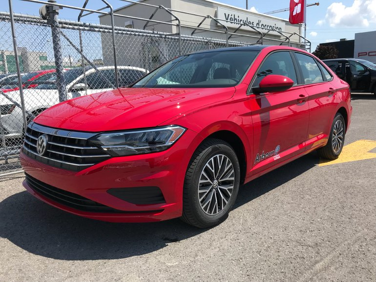 Volkswagen Jetta Demo Highline 1.4T Automatique 2019