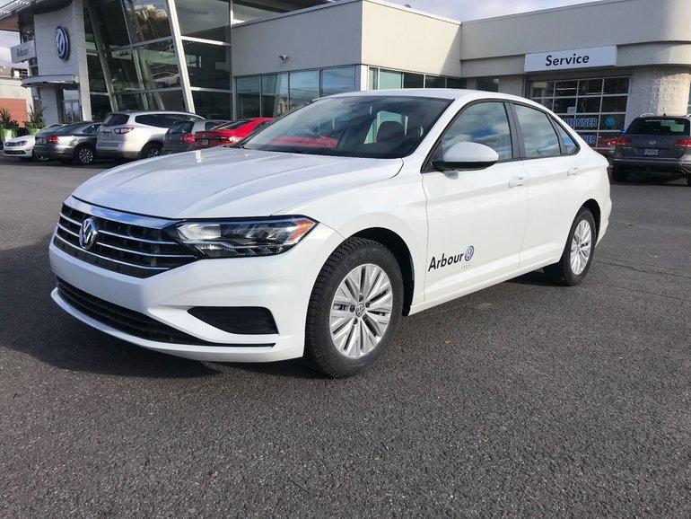 2019 Volkswagen Jetta Demo Comfortline 1.4T Auto