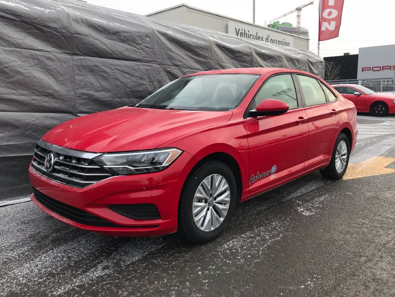 2019 Volkswagen Jetta Demo Comfortline