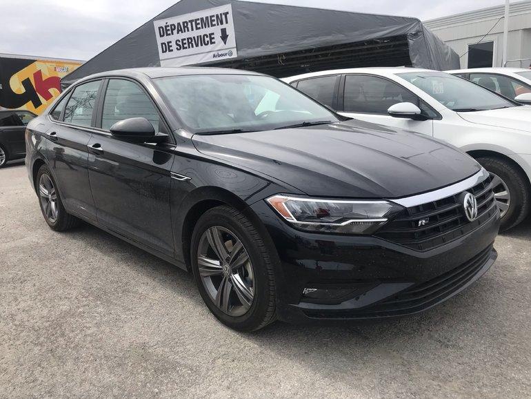2019 Volkswagen Jetta Highline Demo