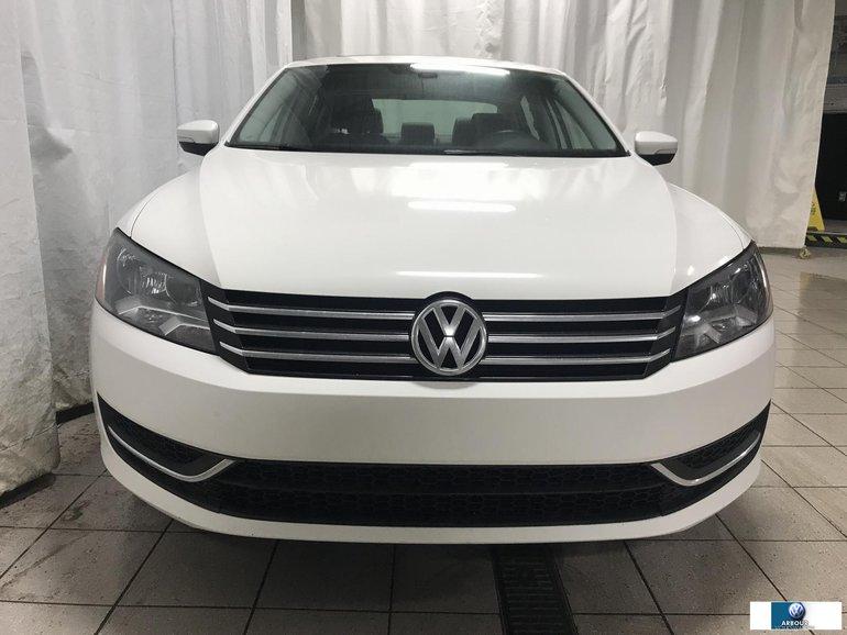 2015 Volkswagen Passat CUIR + TOIT OUVRANT + AUTOMATIQUE Comfortline