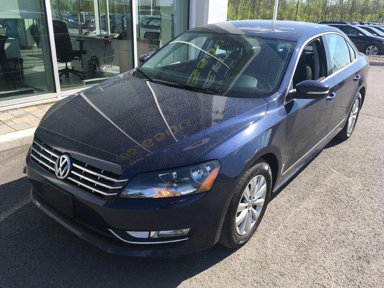 Volkswagen Passat Trendline TDI *Promo 0% dispo* 2015
