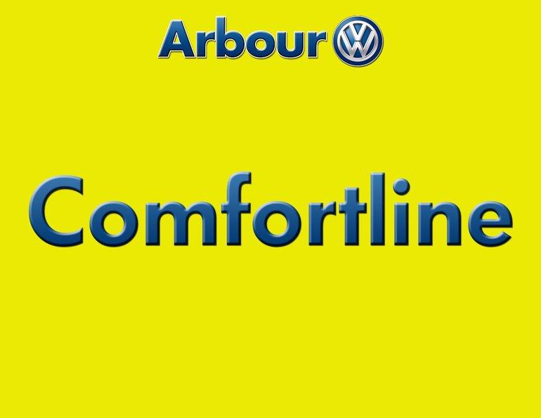 2018 Volkswagen Passat Comfortline Demo