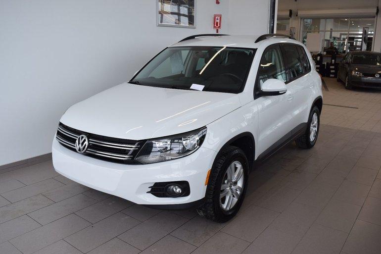 2014 Volkswagen Tiguan Trendline Ens. Commodite