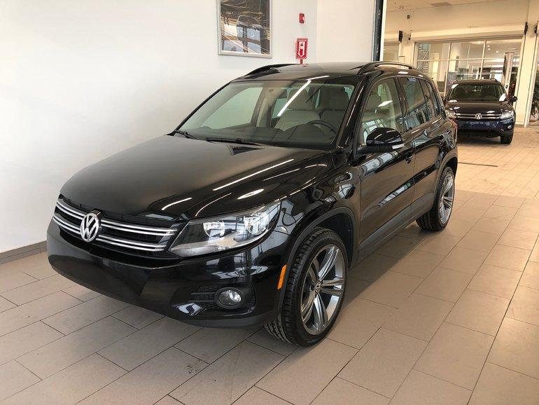 Volkswagen Tiguan Comfortline * Mags 19'' * 2014
