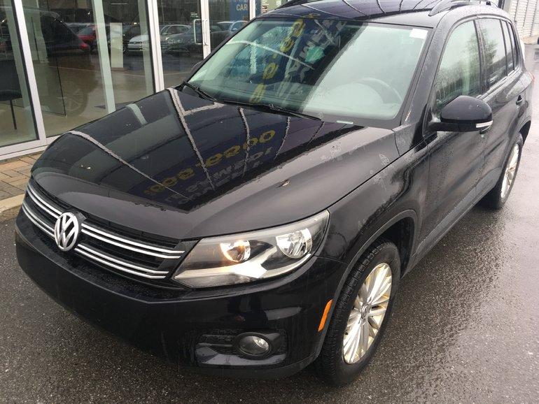 Volkswagen Tiguan 4Motion Special Edition 2015