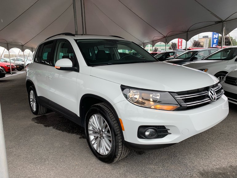 2015 Volkswagen Tiguan Cam Recul/Kessy/Toit pano/Bluetooth/4Motion