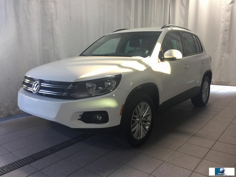 2016 Volkswagen Tiguan BLUETOOTH + ENTRÉE SANS CLÉ