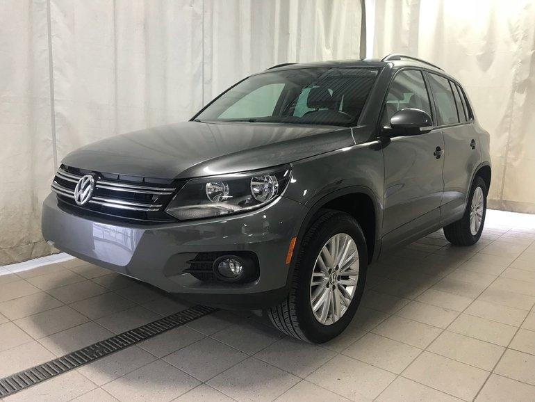 2016 Volkswagen Tiguan Édition Spécial Automatique 2.0T