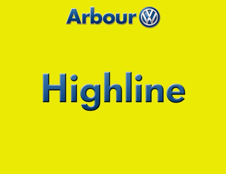 2016 Volkswagen Tiguan Highline 2.0T 4Motion