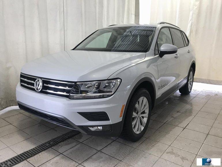 2018 Volkswagen Tiguan DEMO Trendline Automatique 2.0T