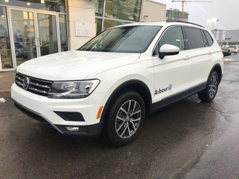 2018 Volkswagen Tiguan Demo Comfortline 2.0T
