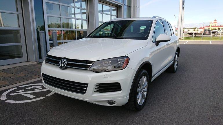Volkswagen Touareg Comfortline Toit Nav *PNEUS HIVER* 2014