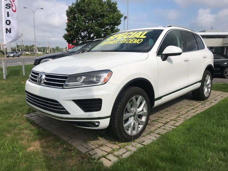 Volkswagen Touareg TDI Execline Demo 2015