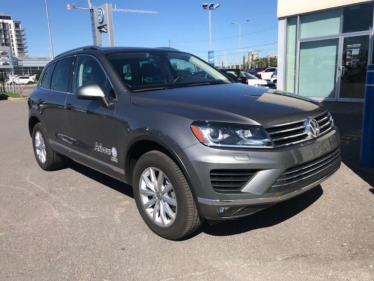 Volkswagen Touareg DEMO Sportline 3.6L 2017