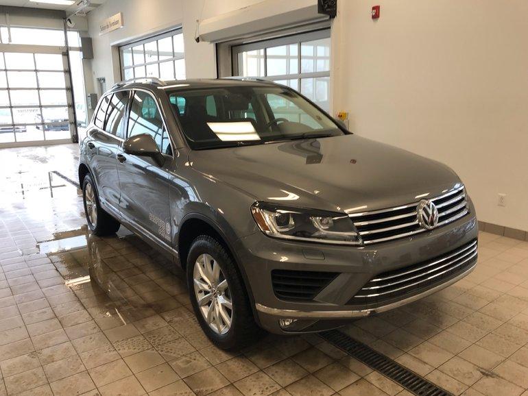 Volkswagen Touareg Sportline 2017 Rabais de $13 925 0