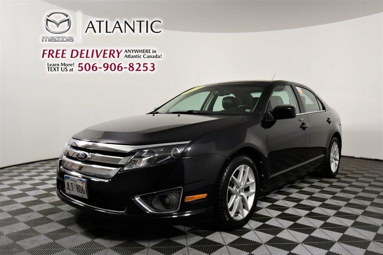 2011 Ford Fusion SEL Duratec 3.0L V6 6-Speed Automatic AWD