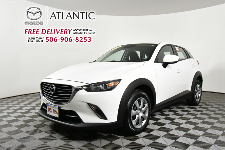 2016 Mazda CX-3 GX Factory Warranty One Owner Dealer Maintained