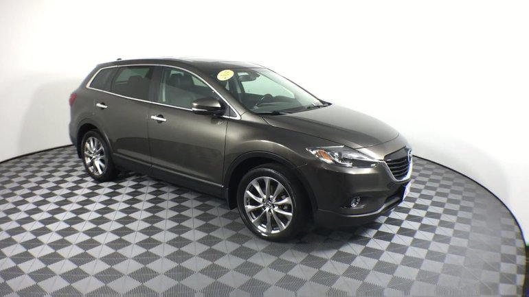 Mazda CX-9 $115 WKLY | GT AWD Leather Sunroof Warranty 2015