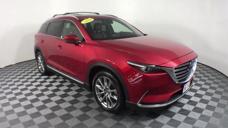 Mazda CX-9 $145 WKLY | GT Nav Leather Warranty 2016