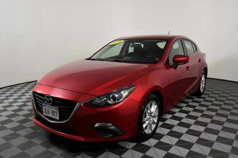 Mazda Mazda3 Sport $53 WKLY | GS Bluetooth Heated Seats Alloys 2016