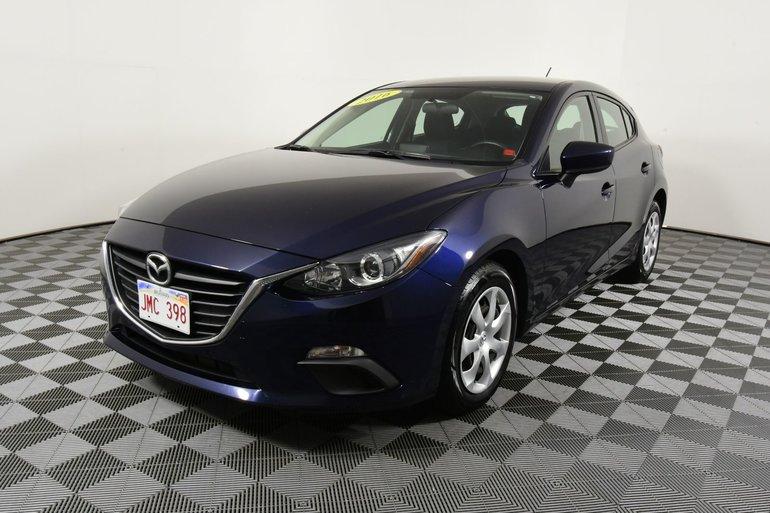 Mazda Mazda3 Sport $59 WKLY | GX Factory Warranty 2016
