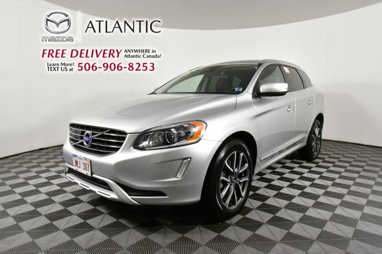 2016 Volvo XC60 T5 Special Edition Premier One Owner No Accidents