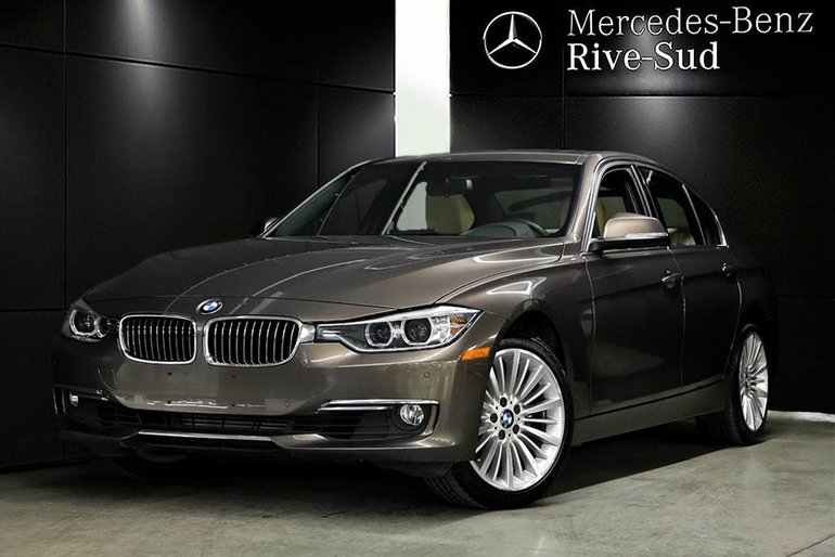 2015 BMW 328i X-Drive, NAVIGATION, LUXURY PACKAGE