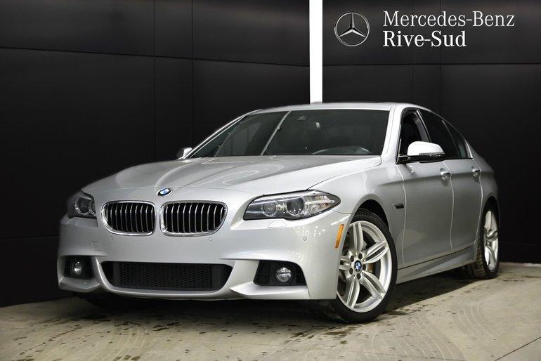 2016 BMW 535d BMW 53XDRIVE, M-SPORT, NAVIGATION